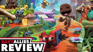 Sackboy: A Big Adventure - Easy Allies Review (Video Game Video Review)