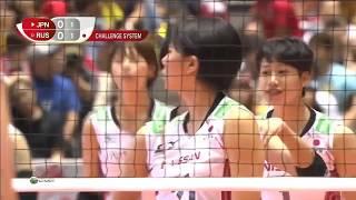 Волейбол. Кубок мира 2015. Россия - Япония 23.08.2015 Russia Japan