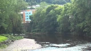 Amazing park in Pontypridd, Cardiff, Wales