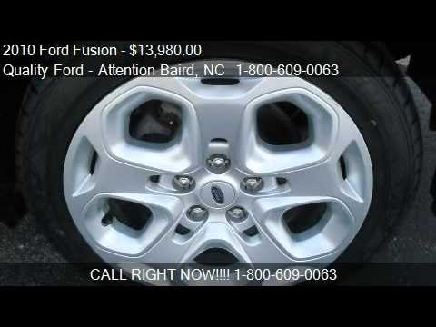 2010 Ford Fusion SE - for sale in Whiteville, NC 28472