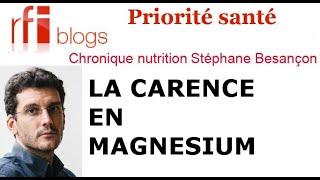 Comment éviter la carence en magnésium