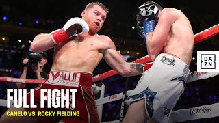 FULL FIGHT | Canelo Alvarez vs. Rocky Fielding