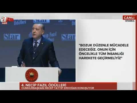 Tayyip Erdoğan'dan düzdünya ve Mehdi müjdesi!