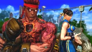 [PC] Street Fighter X Tekken - Playthrough as Ryu