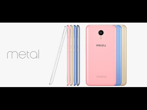 Meizu Metal  Fully Metal Cheap And Valued Phone On Show