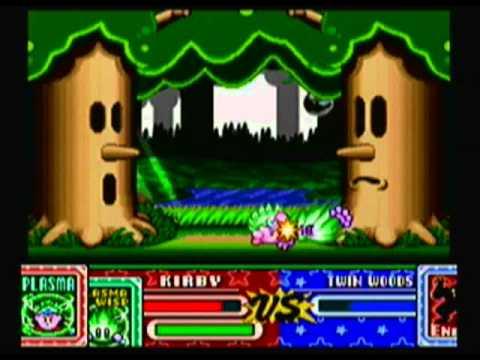 Vamos a jugar Kirby Super Star Parte 15 - Kirby Gladiador
