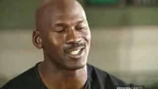 Michael Jordan Basketball Tips 03 Shooting better
