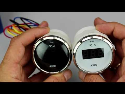 Указатели и датчики давления масла  KUS
