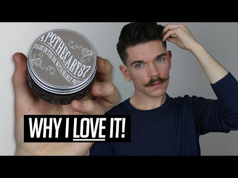 Apothecary 87 Clay Pomade | Honest Review