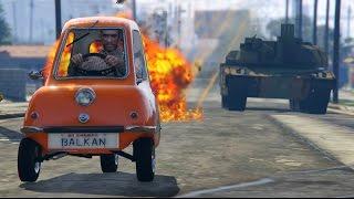 GTA 5 - Niko Bellic in Los Santos Ep.1 | GTA V Funny Moments