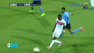 جمهور الفيصلي يسب الأهلي في مباراة اعتزال حسونة الشيخ