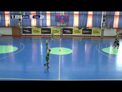 Матч повністю   BudmonsteR 1 : 4 Моноліт-Viva Cup (Харків)