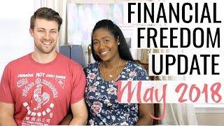 Financial Freedom Update May 2018 - Our Financial Independence Journey