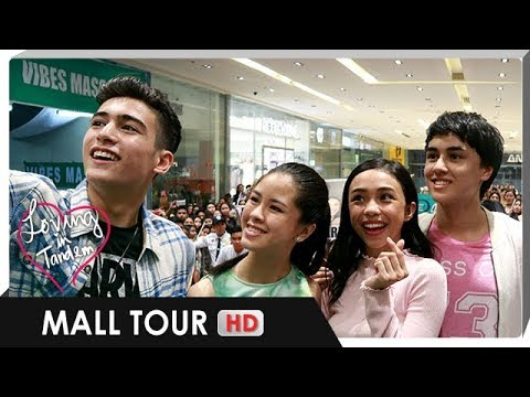 Mall Tour | 'Loving In Tandem'