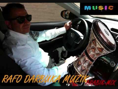 RAFAEL NAHAPETYAN --- DARBUKA MUSIC. ARABIK--MIX.