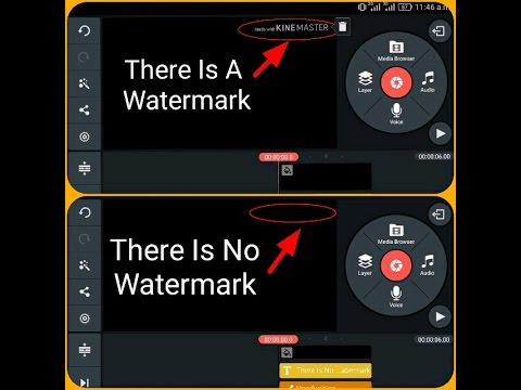 Kinemaster-Watermark Remove-Without Root-Free