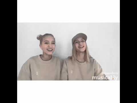 Lisa and Lena || imagination || musical.ly