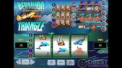 Bermuda Triangle Slot - Big Win Bonus