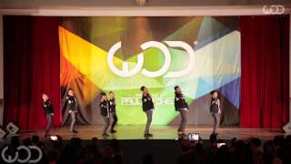 Dream Chaserz | World of Dance Vancouver 2014 #WODVAN