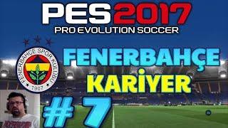 İSPANYA'YA UÇUYORUZ // PES 2017 | Fenerbahçe Kariyer | Bölüm 7