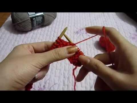 [zieuhuong] Đan khăn vặn thừng đơn giản.clip2