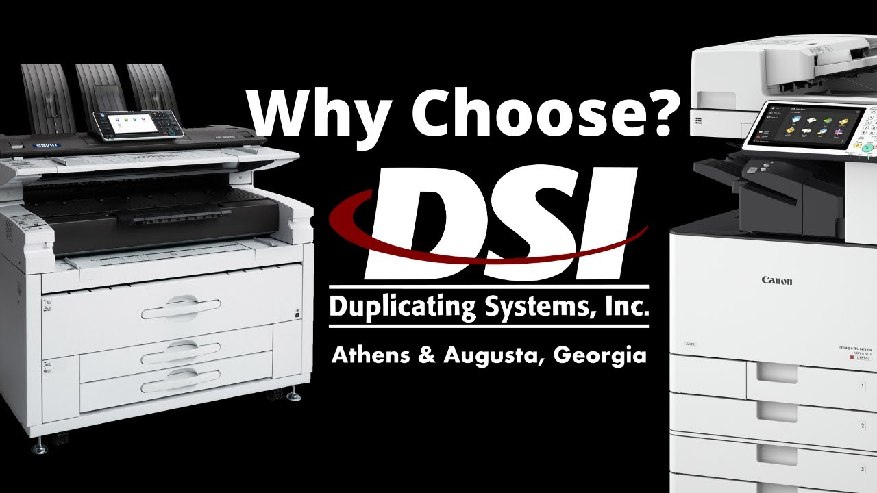 Why Choose Duplicating Systems Inc.?
