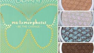 ColourPop Metamorphosis #BeTheChange