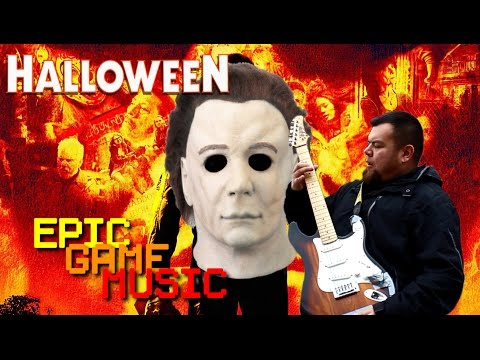 Halloween Theme feat. Master System from The Blast Processors // Epic Game Music