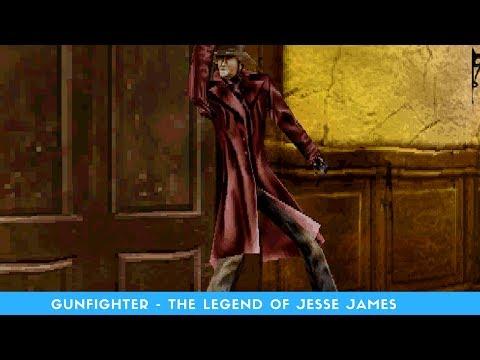 PSX Longplay #57: Gunfighter - The Legend Of Jesse James