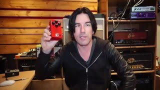 jhs andy timmons signature channel drive demo by pete thorn