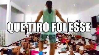 ZUMBA - Que Tiro Foi Esse | Jojo Todynho | Professor Irtylo Santos