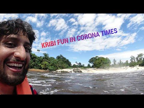 Cameroon II Kribi and Pygmies How I Enjoyed in Corona Times II SHAHBAZ