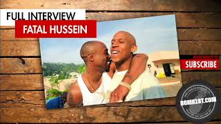 Fatal Hussein Full Interview: 2pac, Ja Rule, Kadafi and More