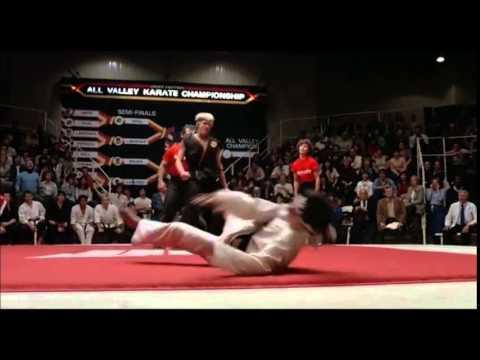 Karate Kid - Sweep The Leg