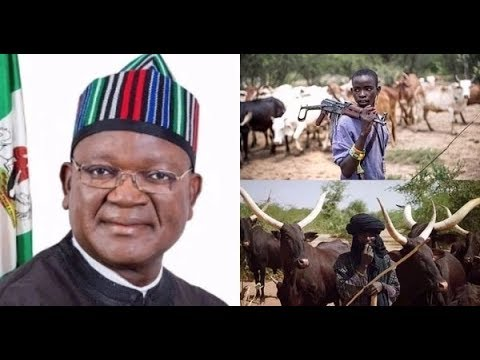 Herdsmen agree to abide by provisions of Benue Open Grazing Prohibition Law