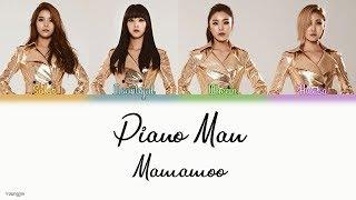 Mamamoo (마마무) - Piano Man (피아노맨) [Color Coded   Han   Rom   Eng]