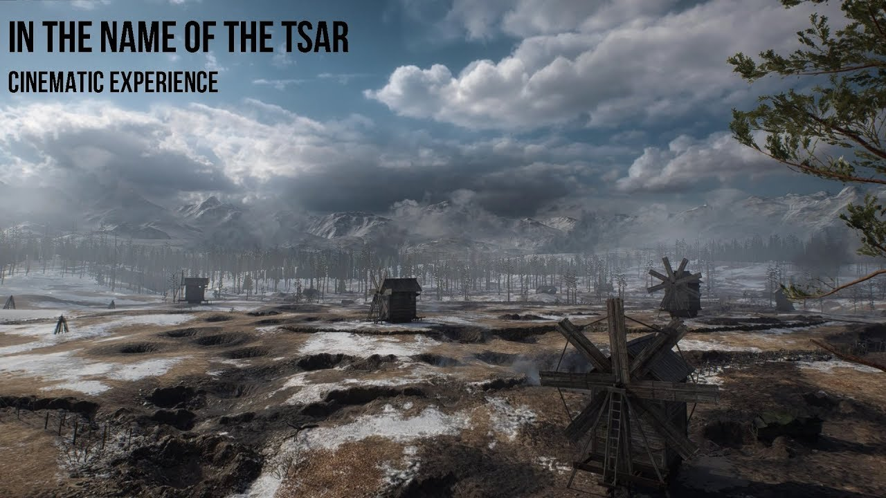 In The Name of The Tsar! | Battlefield 1 Cinematic