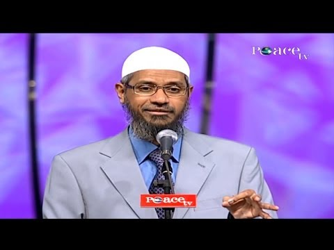 Women's Rights in Islam Protected Or Subjugated? - Dr. Zakir