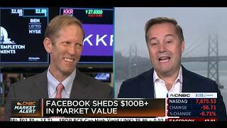 Jason Calacanis CNBCSquawk Alley 7/26/18: what's behind Facebook carnage as stocks near record drop?