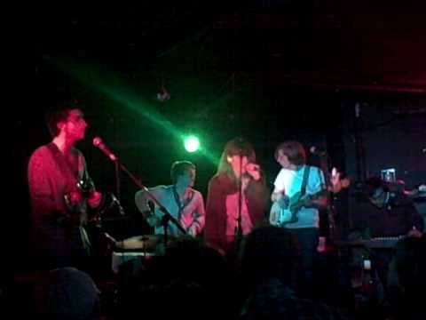 Twin Sister, 'Lady Daydream' (Live in Boston, 2010)