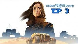 Lets Play... Homeworld: Deserts of Kharak - Episode 3 - AIRSTRIKE INBOUND!