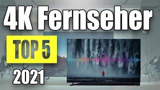TOP 5: Bester 4K Fernseher 202…