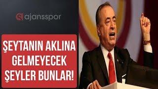 Mustafa Cengiz'den fetö açıklaması ! 1000 yıl düşünsem akla gelmez ! Galatasaray - Fenerbahçe