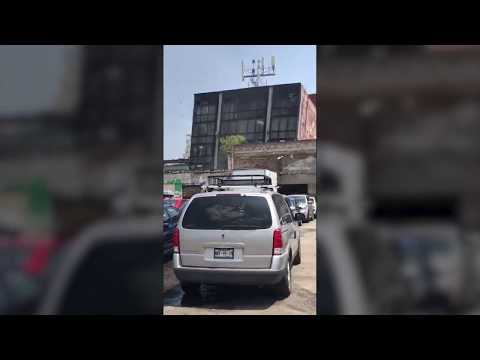 Videos from earthquake in Mexico City posted on social media