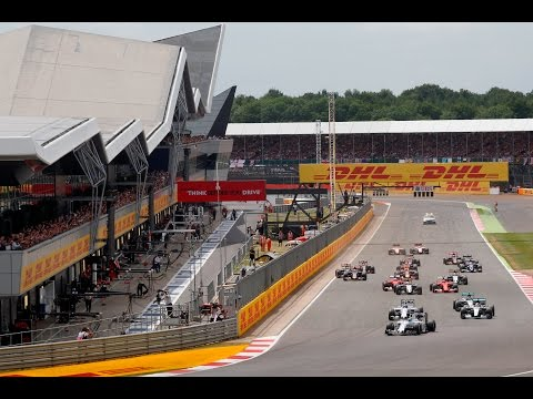 Silverstone make a big change for the 2017 Formula 1 British Grand Prix