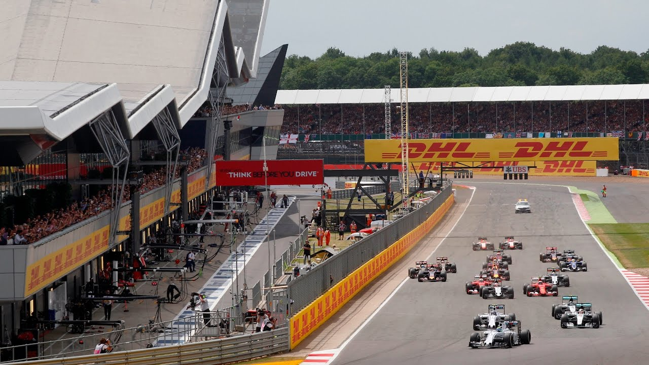 Silverstone make a big change for the 2017 Formula 1 British Grand ...