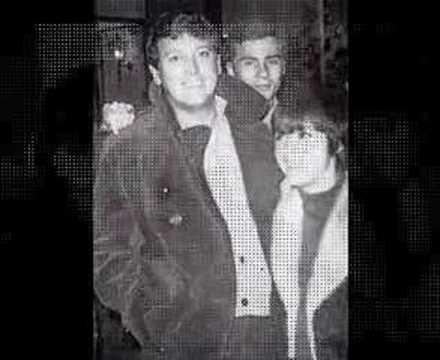 Jackie Frisco & Gene Vincent