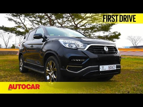 SsangYong Rexton | First Drive | Autocar India