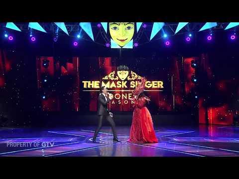Diva Banget! Miss Lava Bawain Lagu 'Almost is Never Enough' | The Mask Singer S3 Eps.3 (4/6)