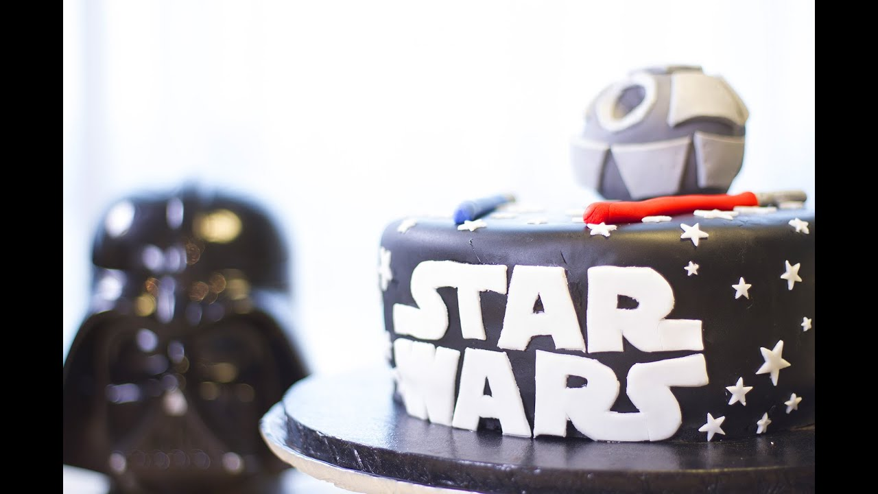Super Star wars Cake - death star - cake design - YouTube OP48